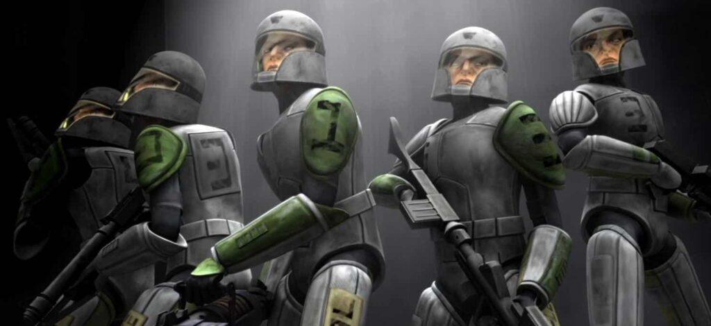"""Clone Cadets"" (Season 3, Episode 1)"