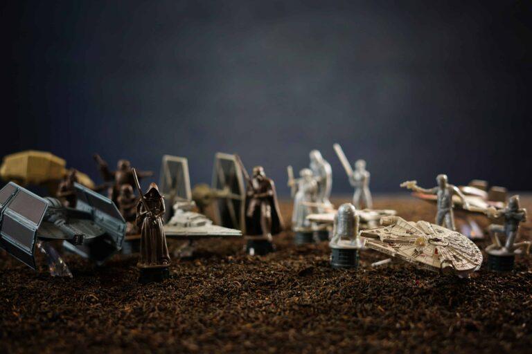 Star wars board games