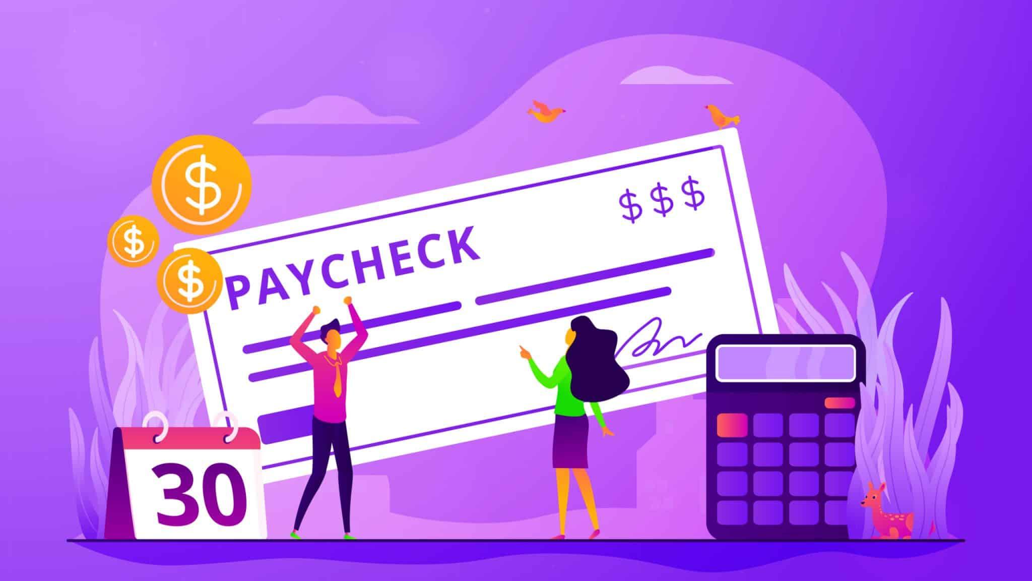 Paycheck Advance Apps
