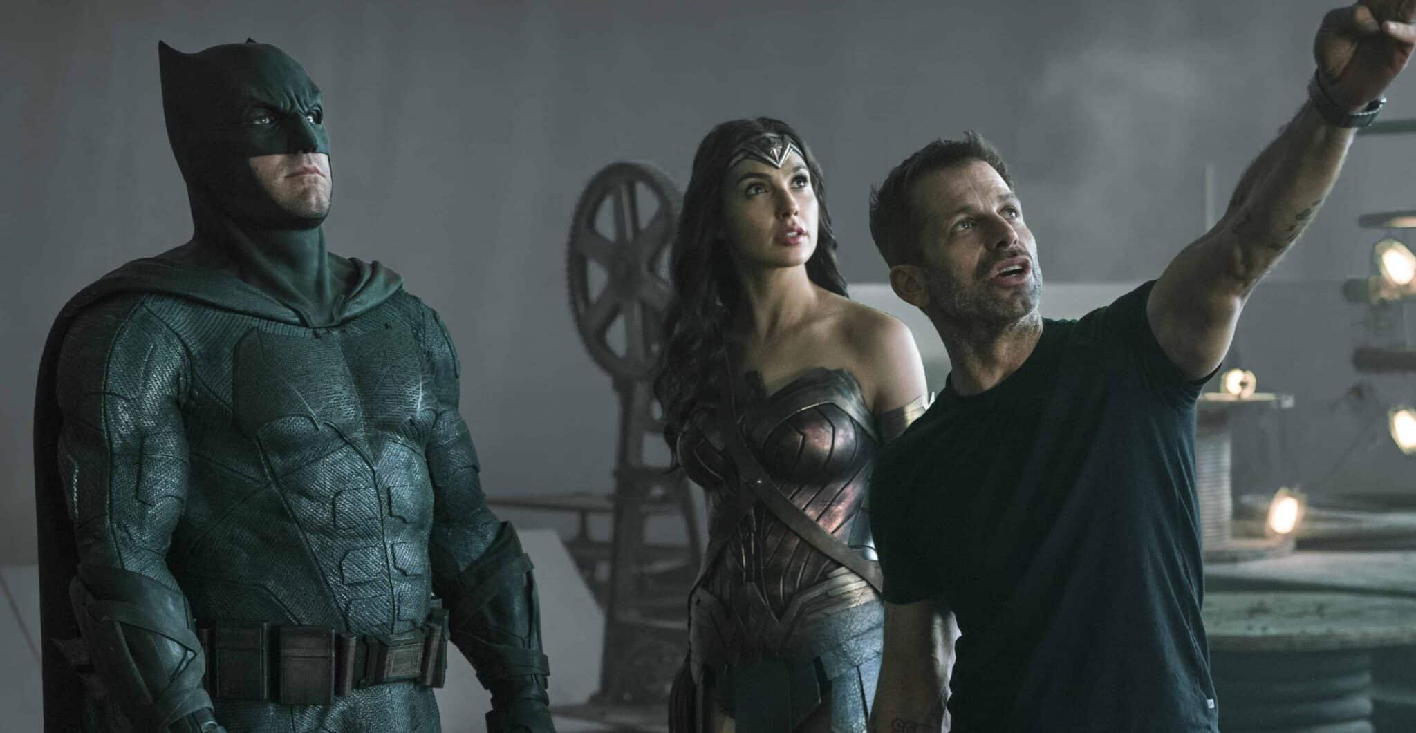 ReleaseTheSynderCut Zack Snyder's Justice League