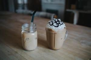 Rhode is coffee milk unsplash