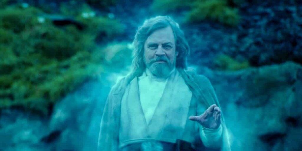 Mark Hamill Luke Force Ghost Rise of Skywalker