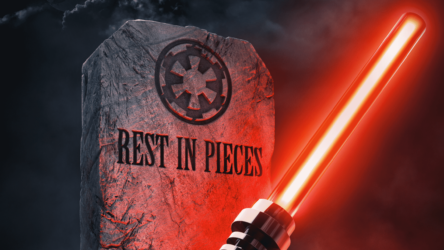Disney+ Unveils Star Wars Halloween Special, 'LEGO Star Wars Terrifying Tales'
